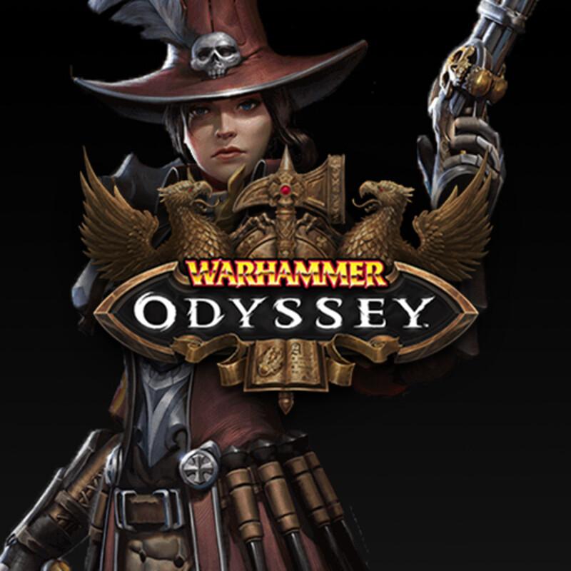 Witch - Warhammer Odyssey