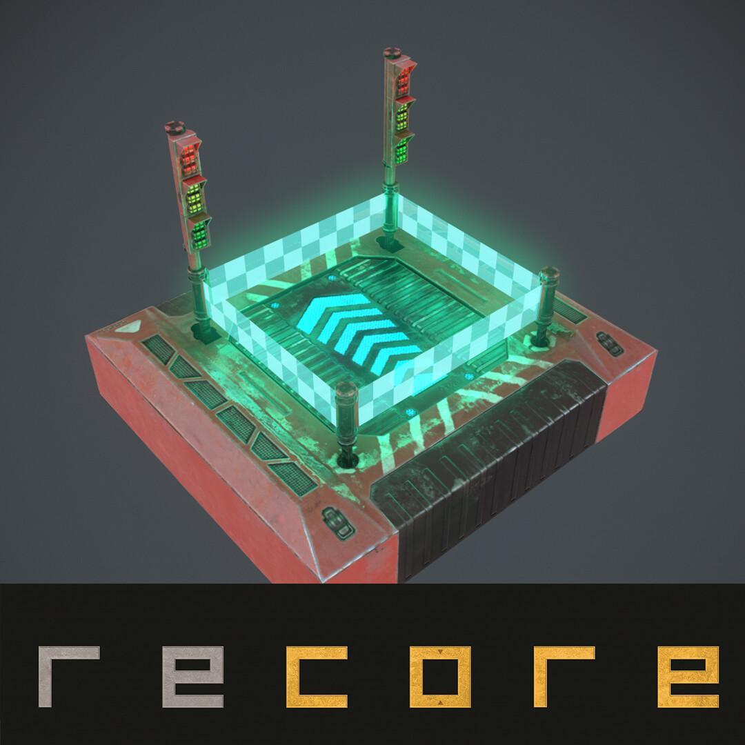 Recore - Tank Pressure Plate