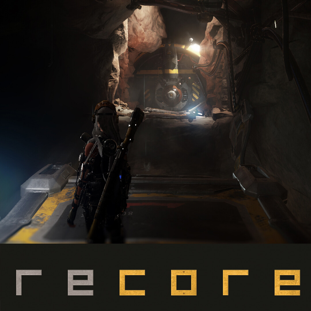 Recore - World Building