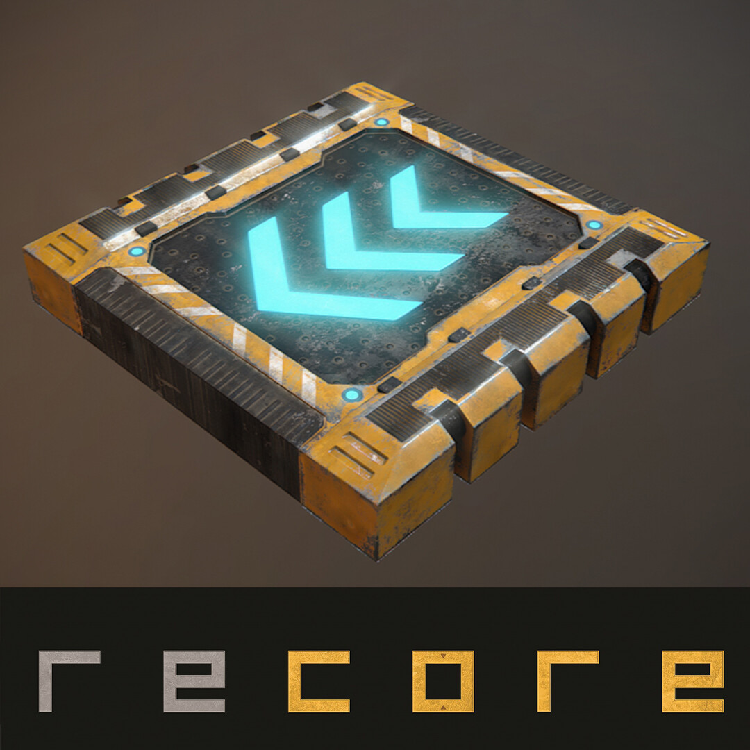 Recore - Tank Booster Pad