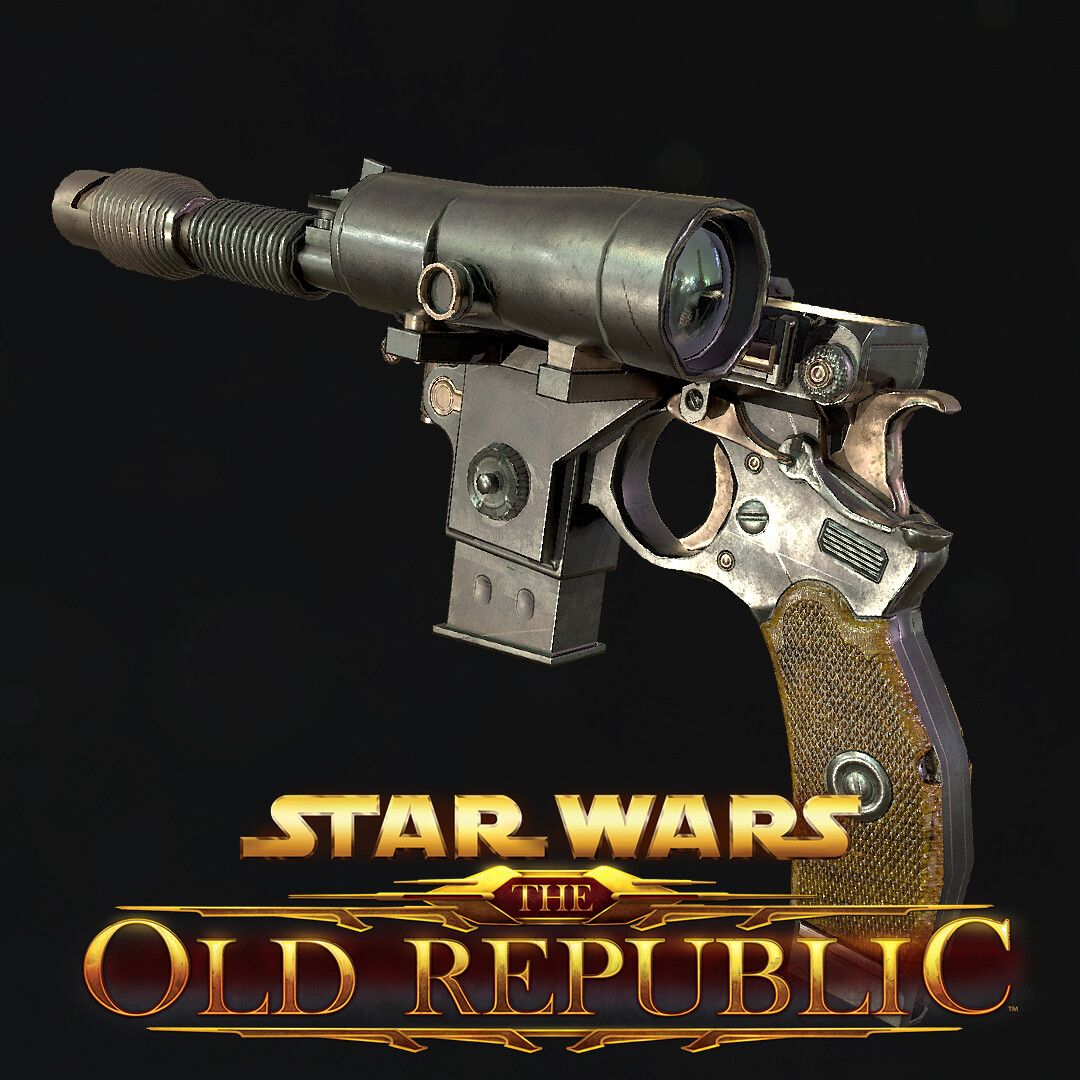 Beryar's MK-3 - Star Wars Old Republic