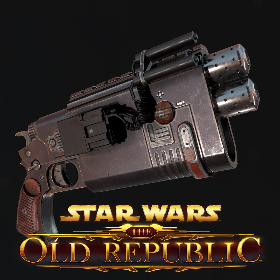 Scorpion TK Weapon - Star Wars Old Republic