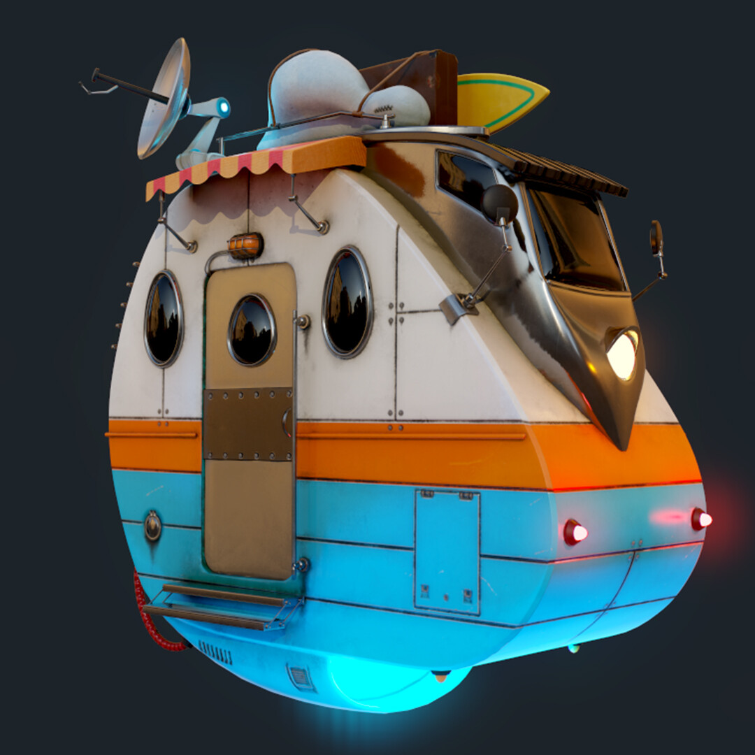 ZE Future Caravan