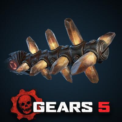 Gears 5 - Swarm Crystal Shader