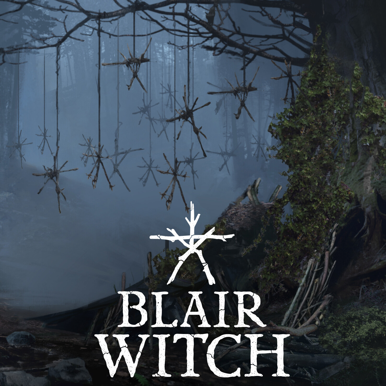 Artstation Blair Witch Michal Motulewicz