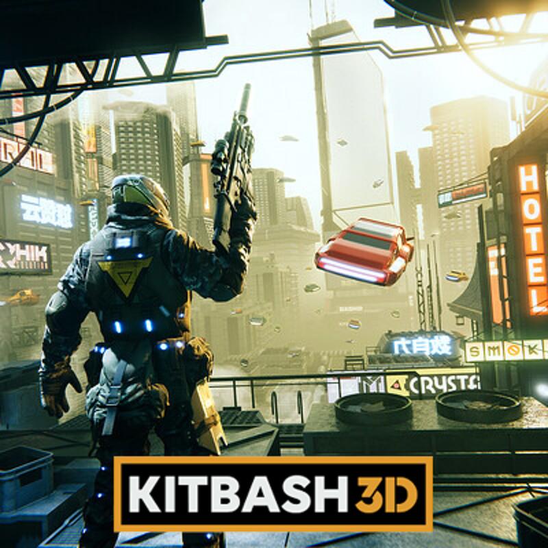 Arrival (KitBash 3D)