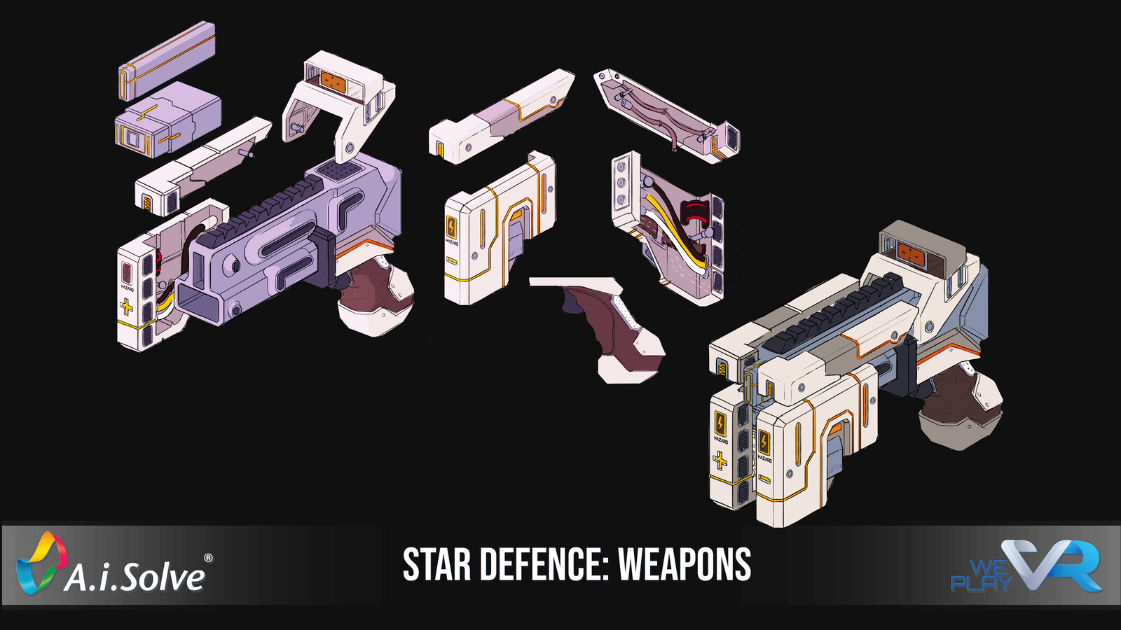 Star Defence: Weapons