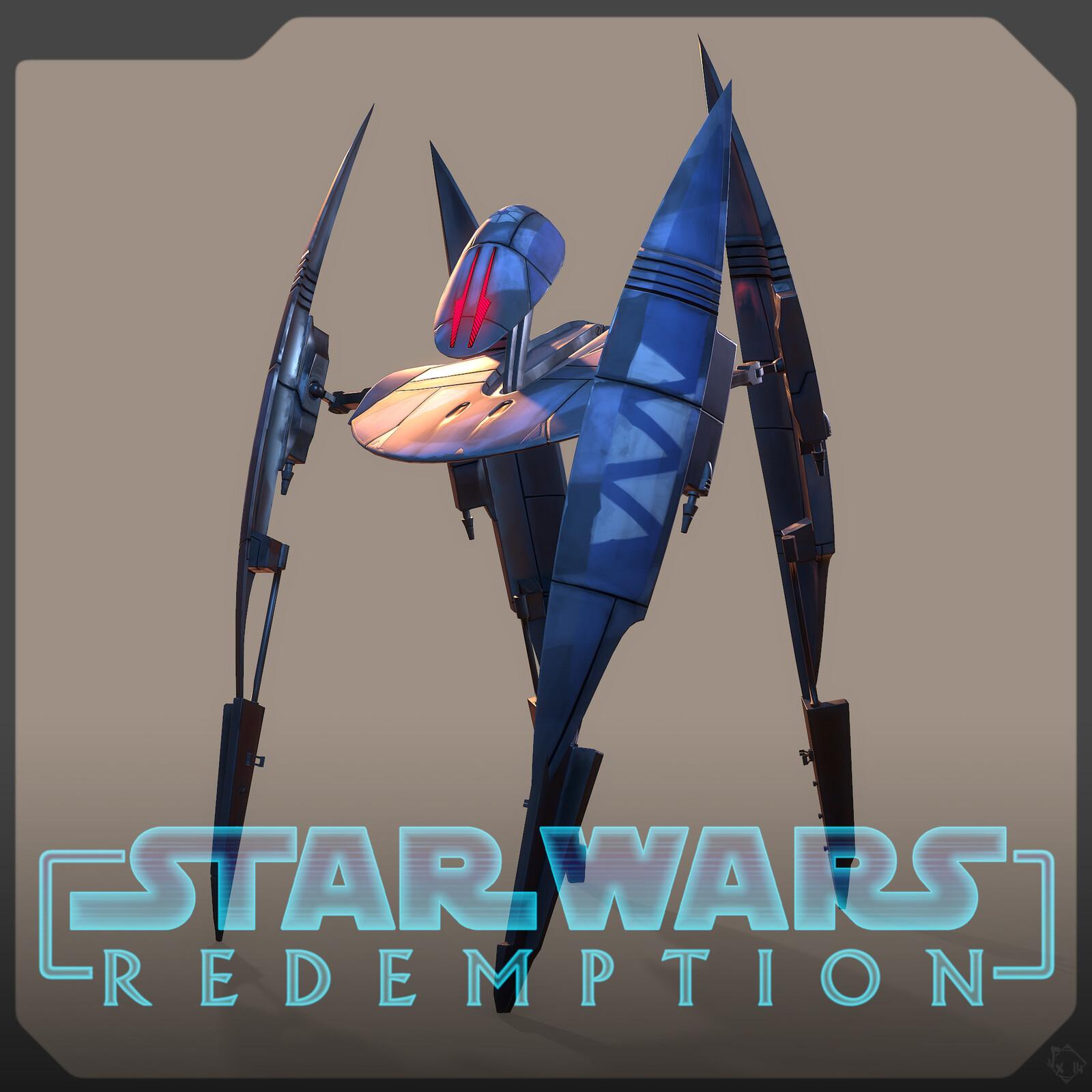 Star Wars - Redemption | CIS Vulture Droid
