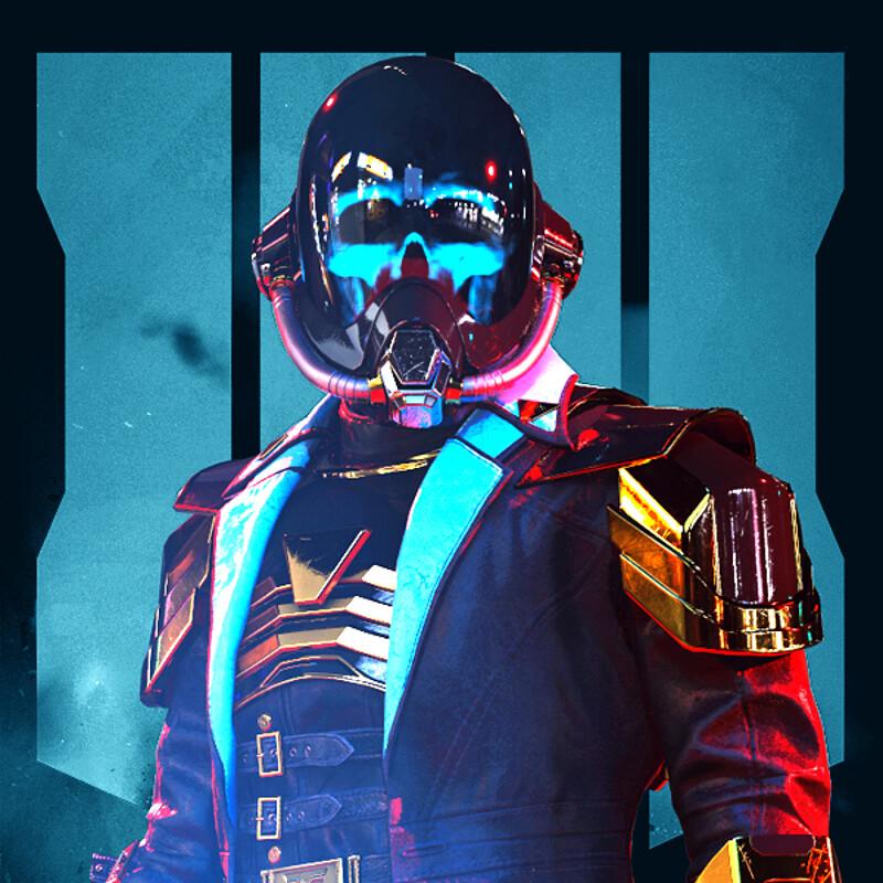 Spectre - Call of Duty: Black Ops 4 - Dark Divide