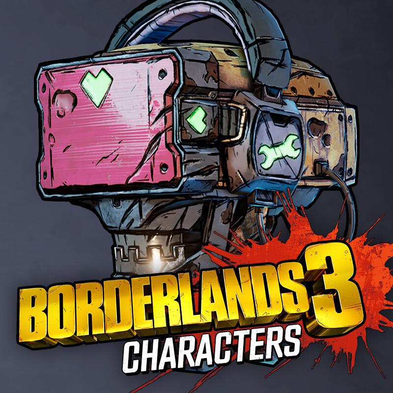 Borderlands 3: Head Variations