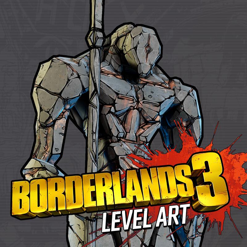 Borderlands 3: Level Art