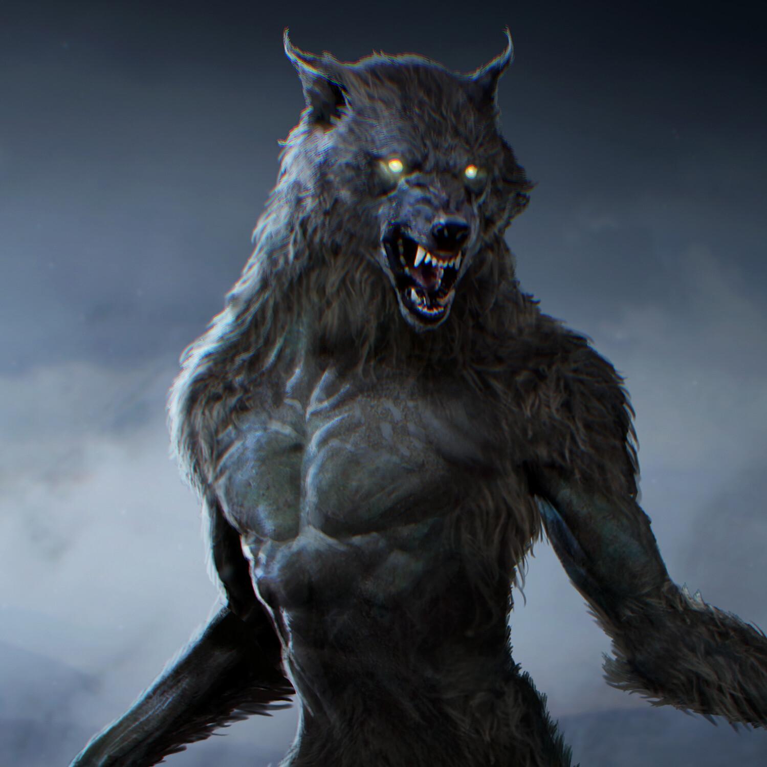 Karl Lindberg Werewolf