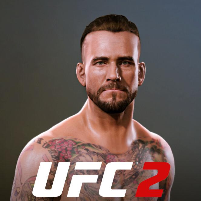 UFC2 Character Art