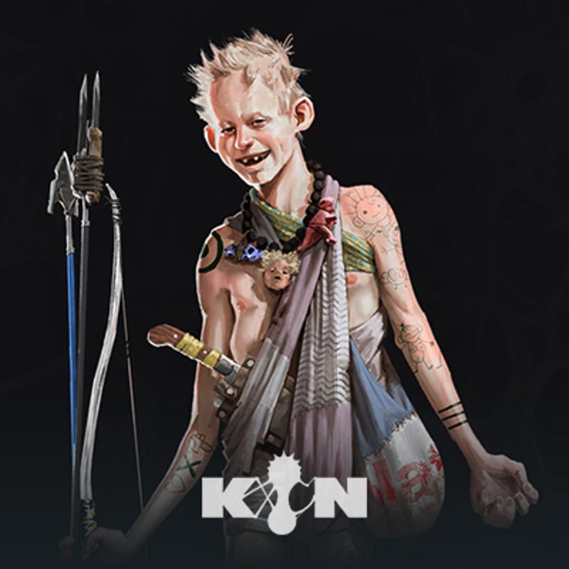 KIN - Kykoo | カイクー
