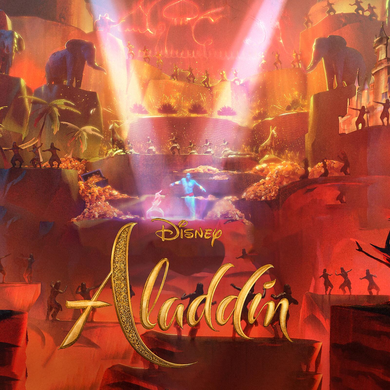 Aladdin. Friend Like ME