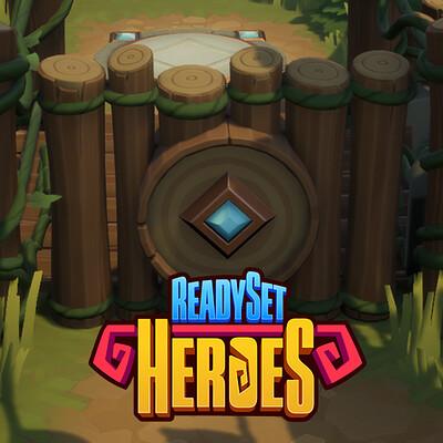 ReadySet Heroes - Exit Doors