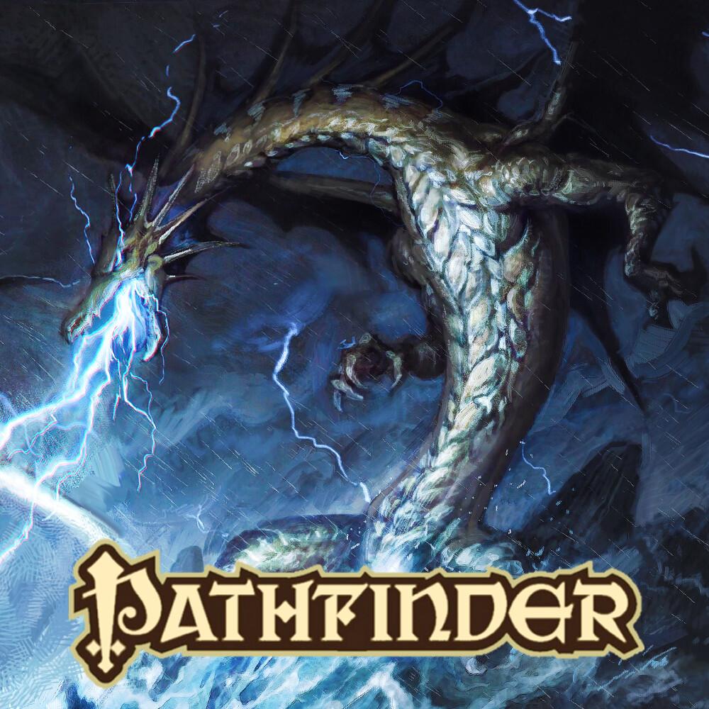 Pathfinder Half page