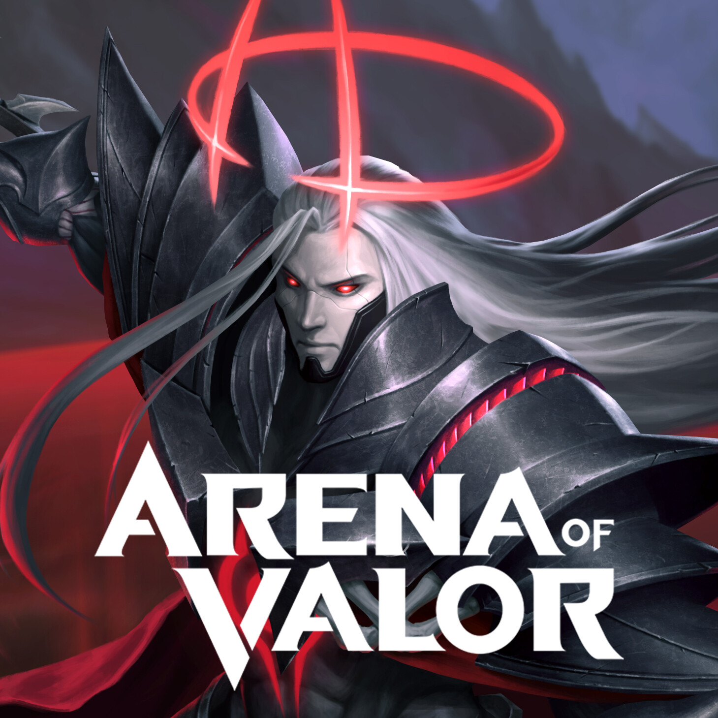 Promotional art for new champion Volkath - Arena of Valor