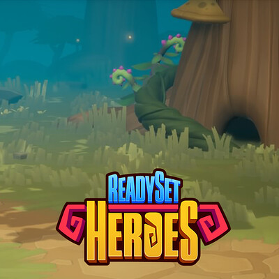 ReadySet Heroes - Title, Lobby & Challenge Screens