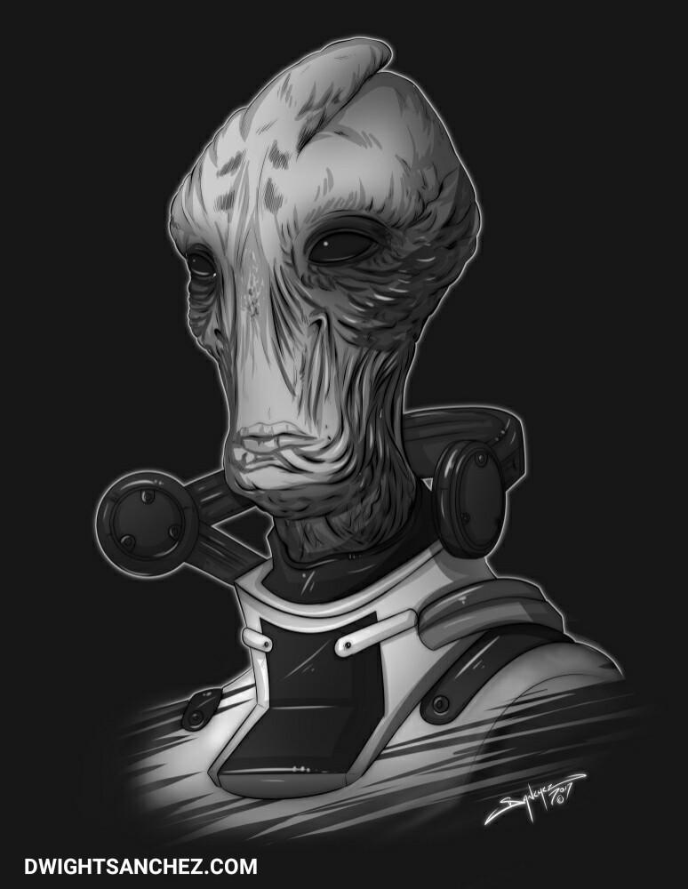 Mordin - Mass Effect