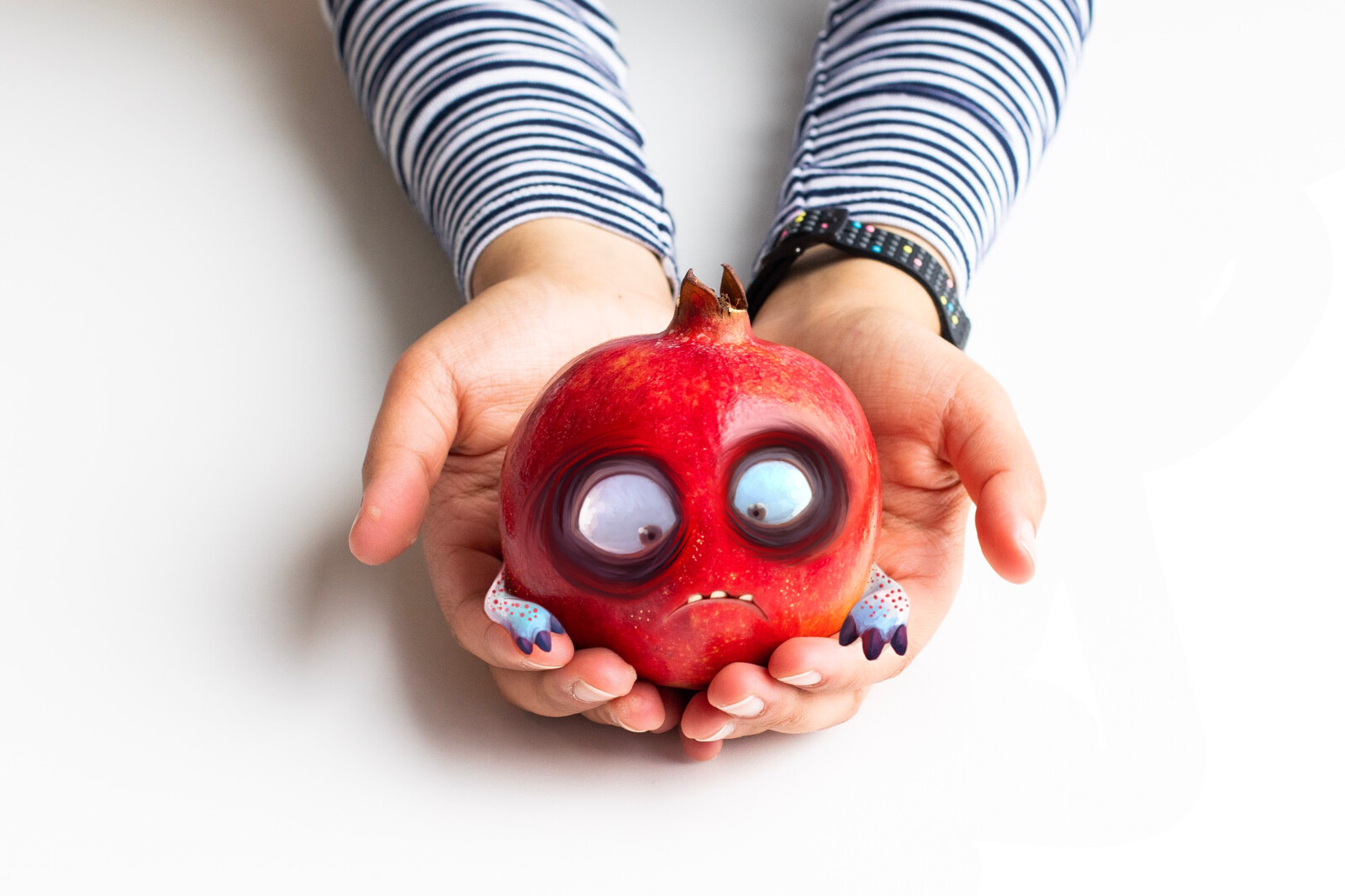 Pomegranate Creature