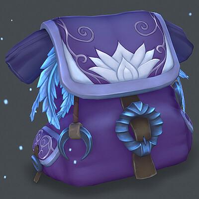 Night Elf Travel Bag