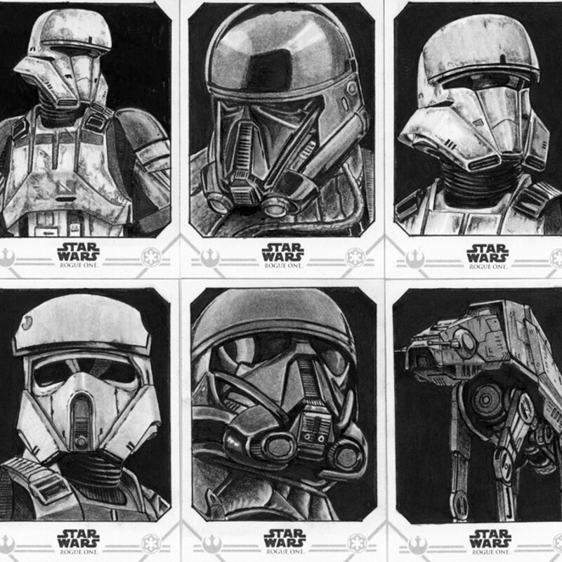 Topps Star Wars Rogue One Series 2