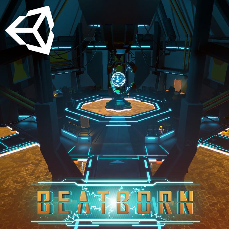 Beatborn - Environment Art