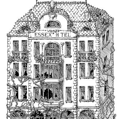 Elwira pawlikowska stygian buildings 2