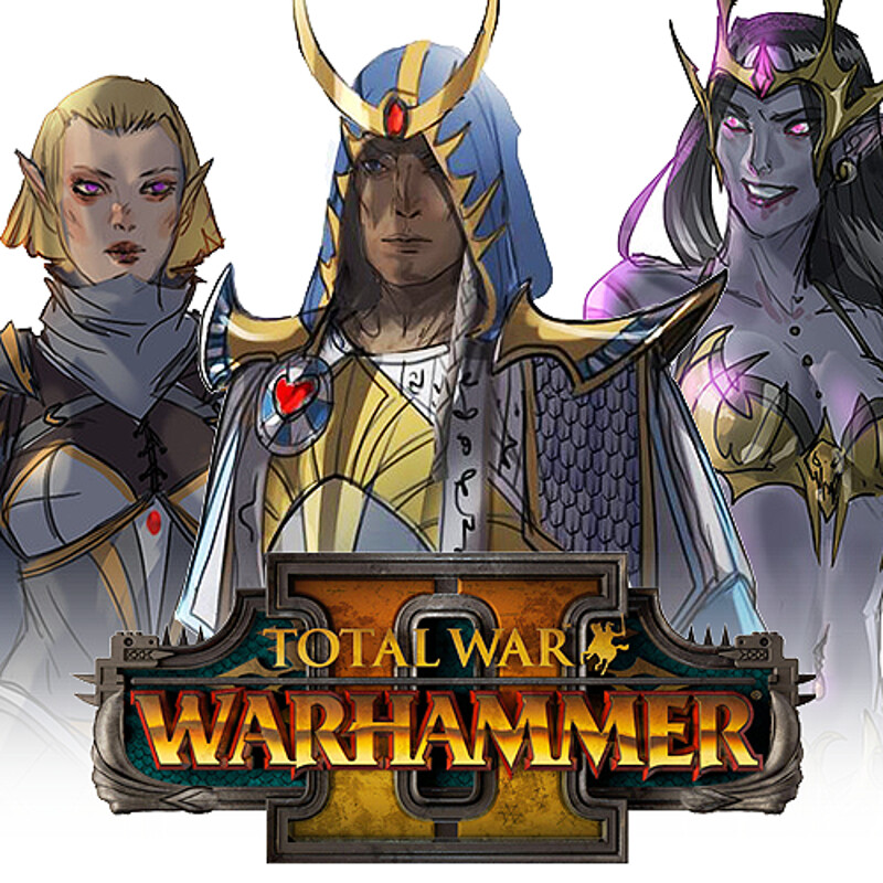 Total War: Warhammer 2 - Cinematic concept art