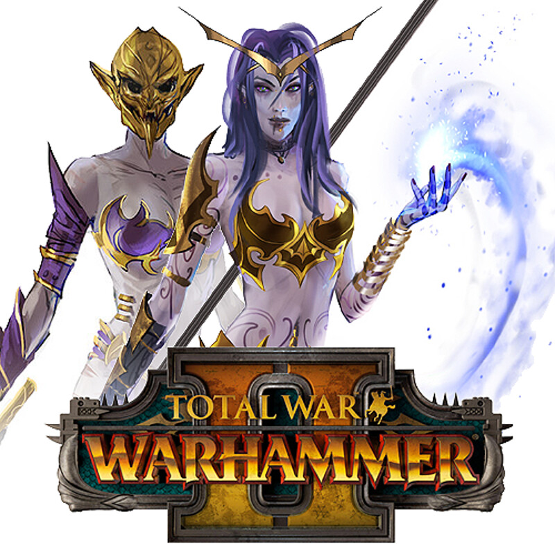 Total War Warhammer 2 - The Queen and the Crone