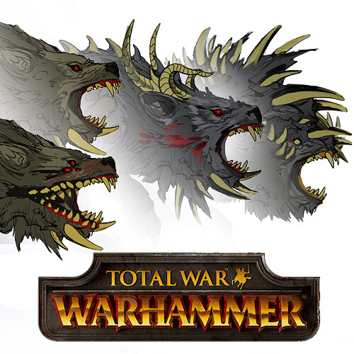 Total War: Warhammer - Warhounds