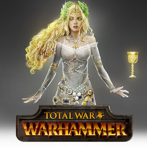 Total War: Warhammer - Fay Enchantress