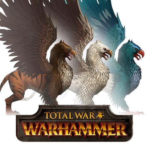 Total War: Warhammer Concept Art - Imperial Griffon