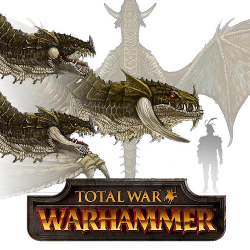 Total War: Warhammer Concept Art - Wyvern