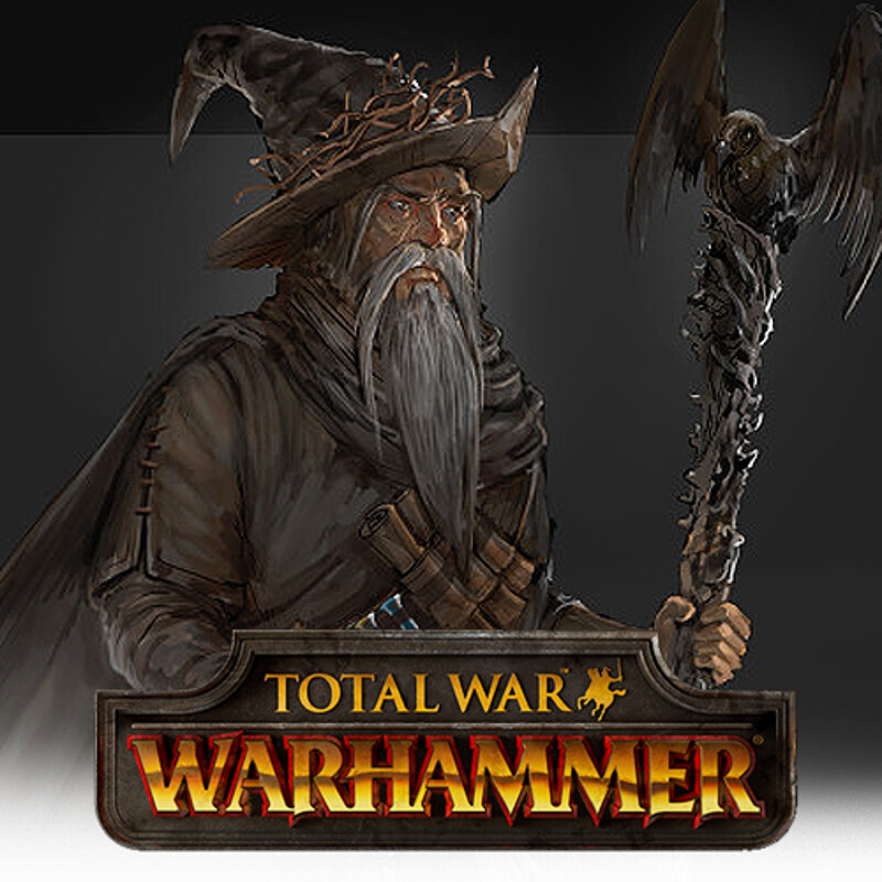 Total War: Warhammer Concept Art - Grey Wizard