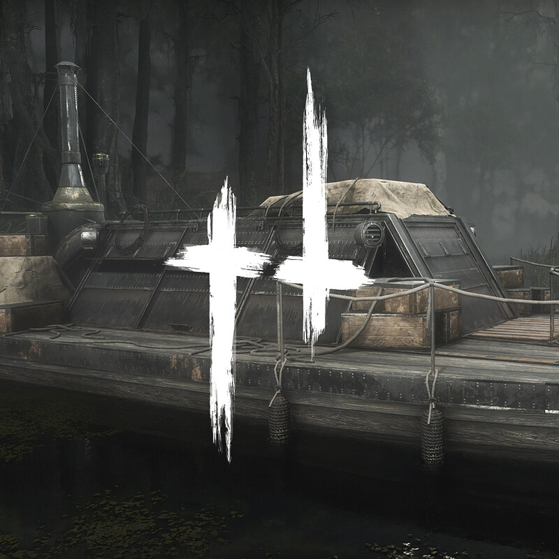 Hunt: Showdown - Escape Boat