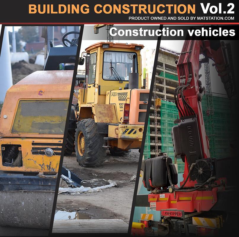 Photo Pack - Building Construction - Vol.2