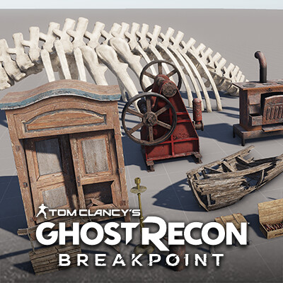 Props - Ghost Recon: Breakpoint