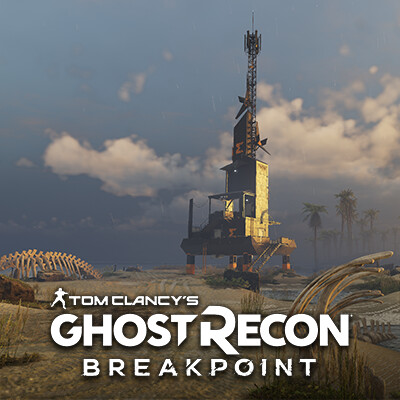 Behemoth Arena - Rain Forest Biome - Ghost Recon Breakpoint