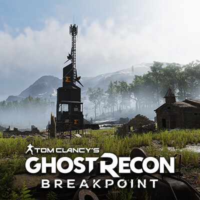 Behemoth Arena - Fjordlands Biome - Ghost Recon Breakpoint
