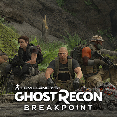 Bivouac - High Cliffs Biome - Ghost Recon Breakpoint