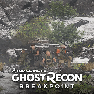 Bivouac - High Thundra Biome - Ghost Recon Breakpoint