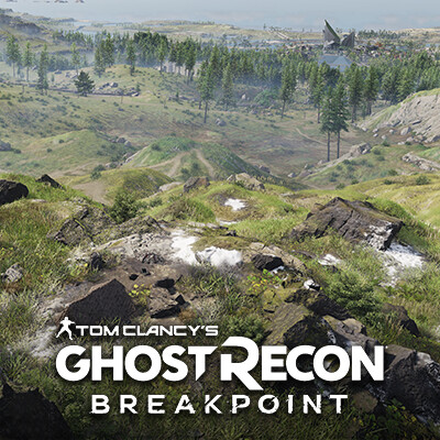 Bivouac - Meadow Lands Biome - Ghost Recon : Breakpoint