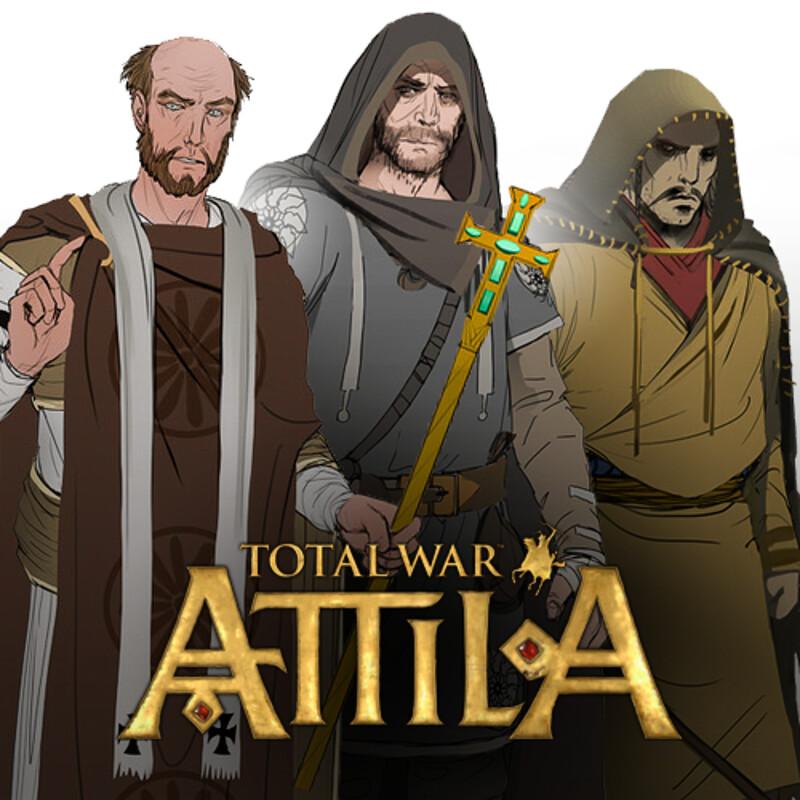 Total War: Attila Concept Art