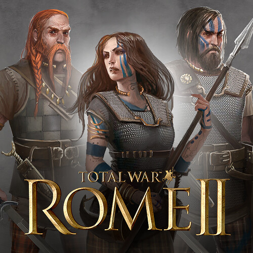 Total War: Rome II Concept Art
