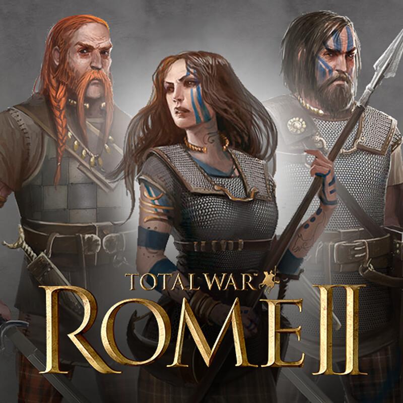Total War: Rome II Concept Art