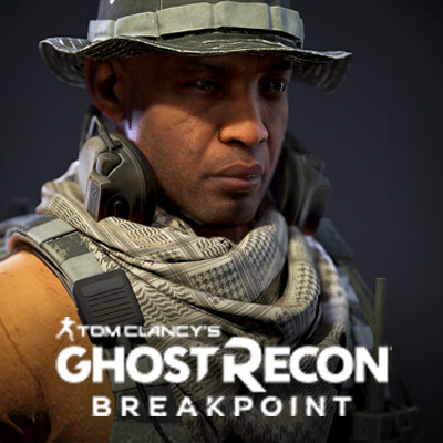 GhostRecon - Breakpoint  / Fixit