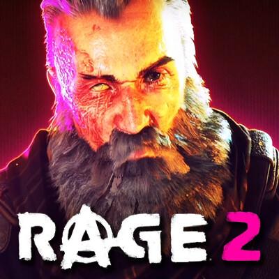Rage2 / Marshall