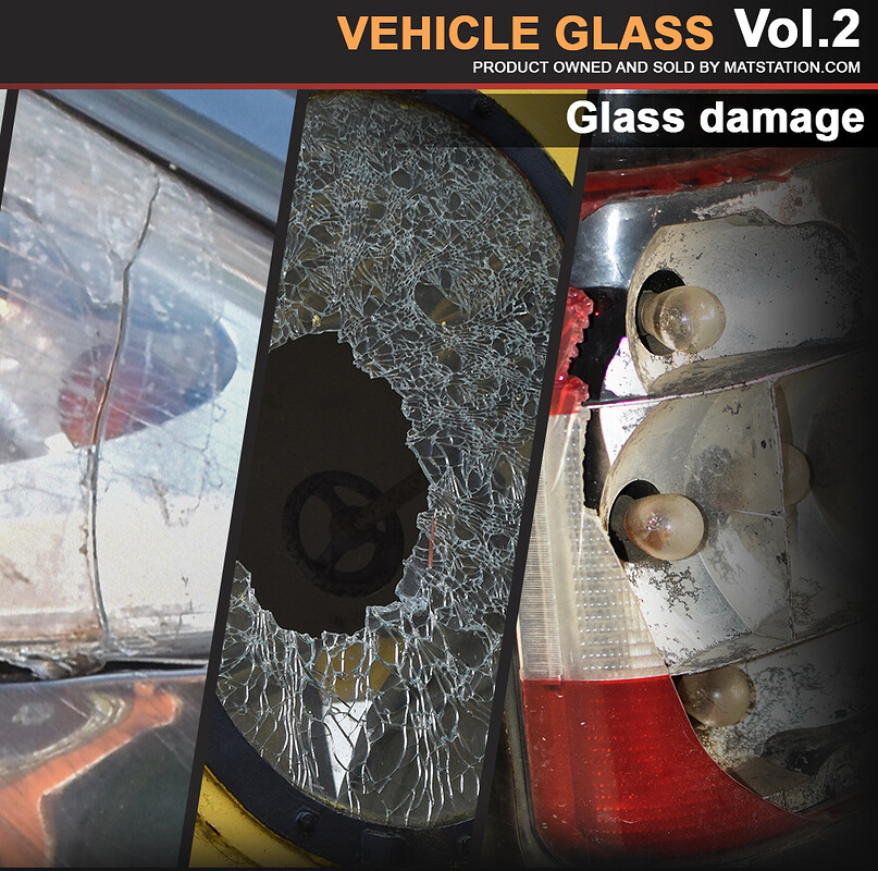 Photo Pack - Glass - Vol.2